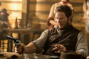 Chris Pratt en Cowboy