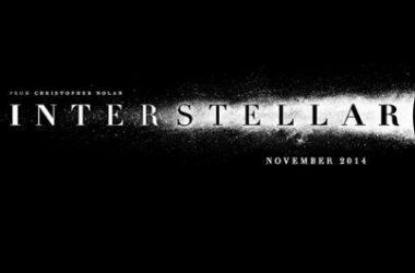Logo du film Interstellar