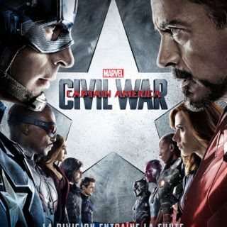Captain America : Civil War : critique du nouvel Avengers