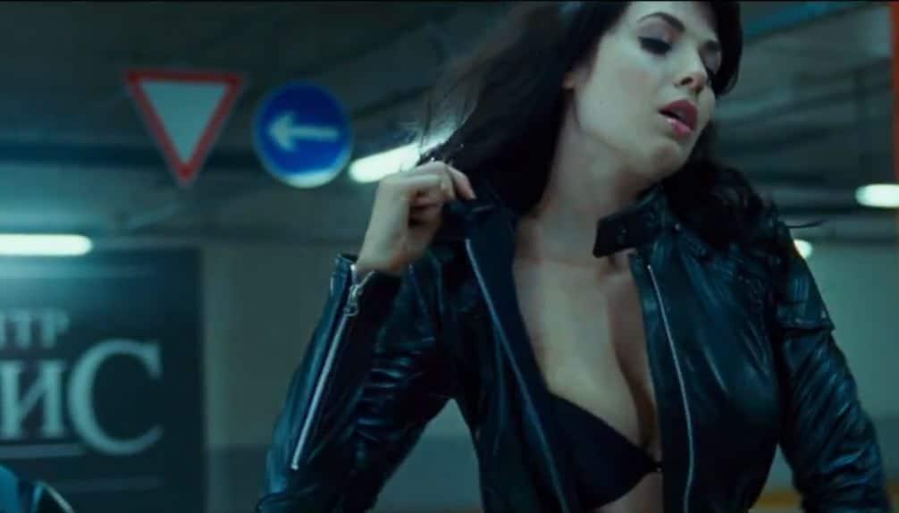 L'actrice russe de Die Hard