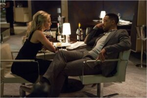 diversion margot robbie will smith
