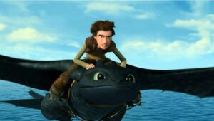 Dragons de Dreamworks