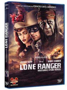 Dvd lone ranger