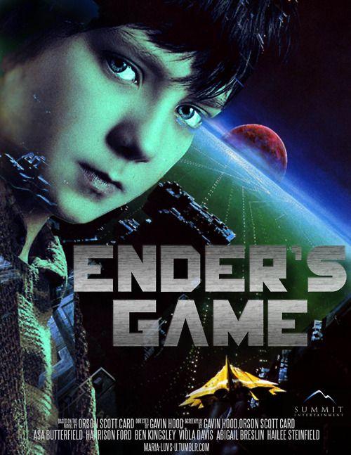 Ender's game le film