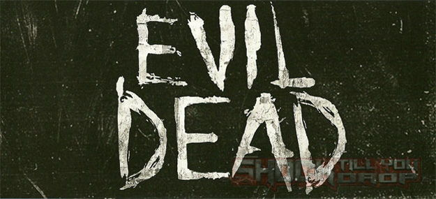 logo evil dead remake