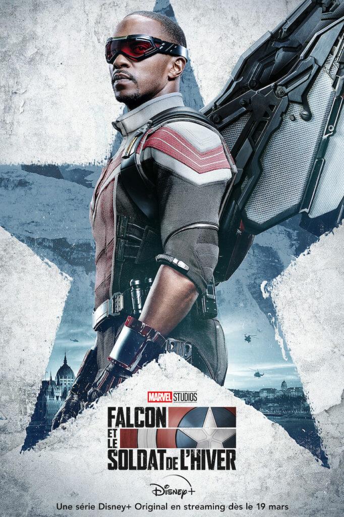 Sam Wilson est Falcon
