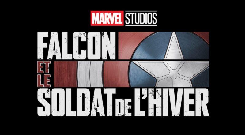 Logo de la série Falcon et le Soldat de l'Hiver