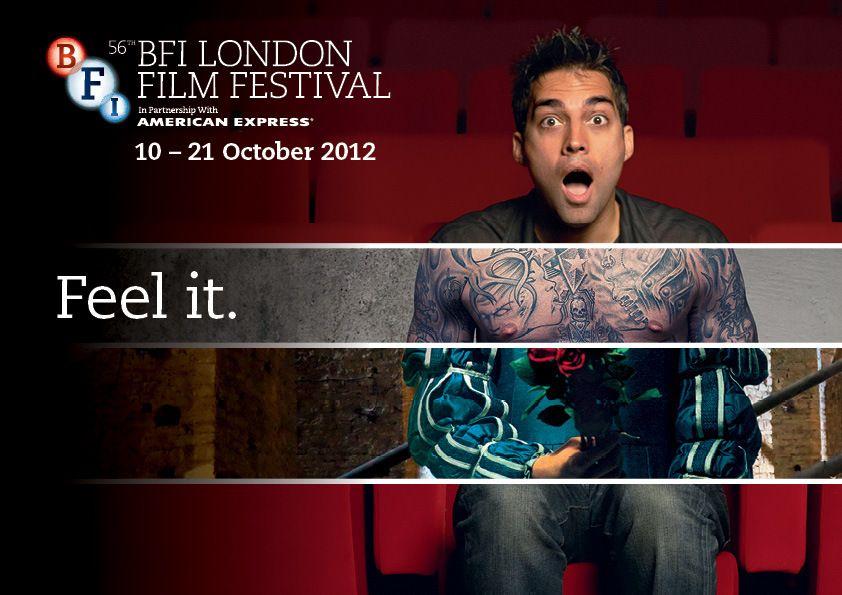 Affiche du festival de Londres