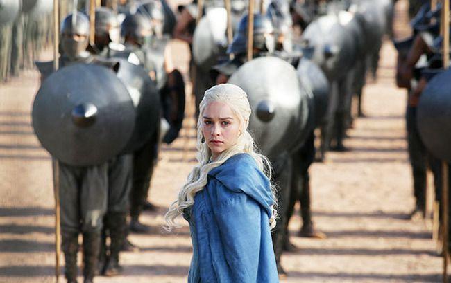 Deanerys de Game of Thrones