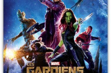 poster gardiens de la galaxie