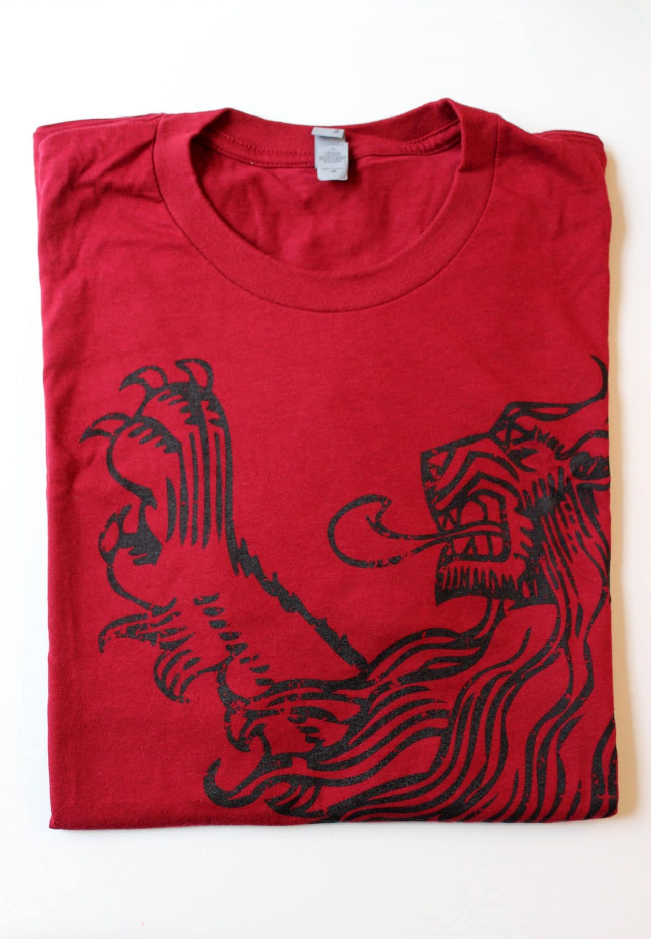 goodies tshirt game of thrones house stark house lannister (1)