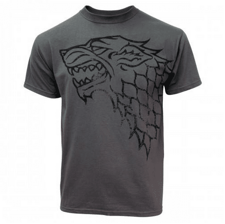 goodies tshirt game of thrones house stark house lannister
