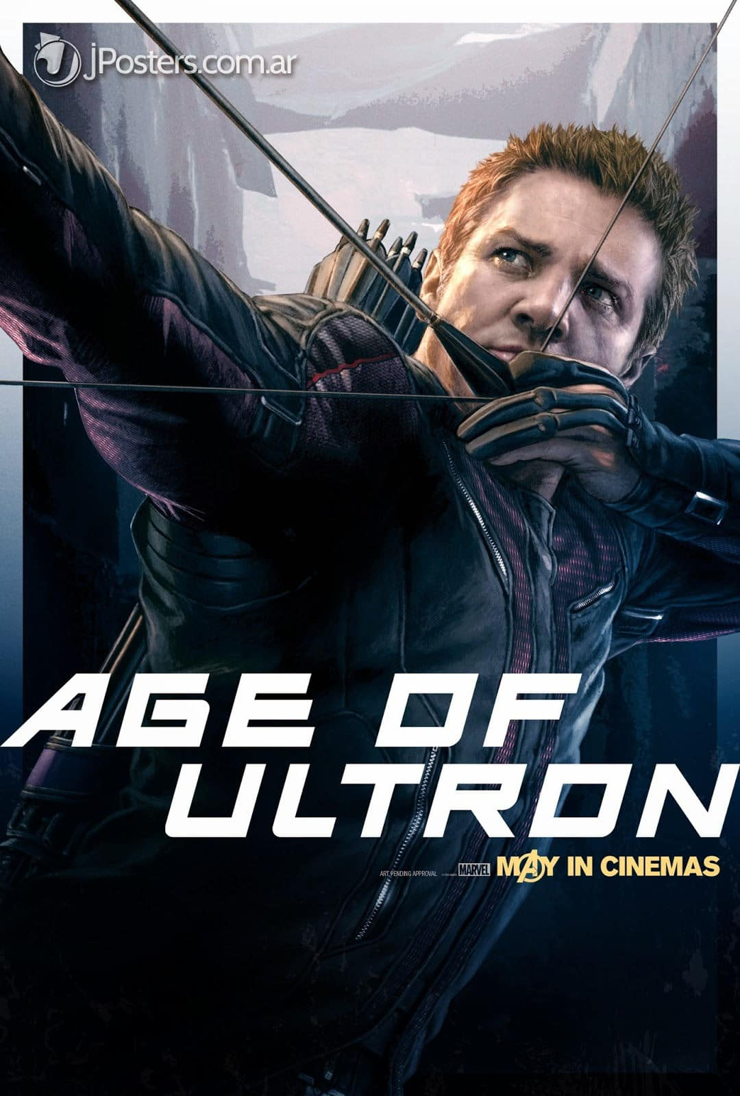 Hawkeye dans Avengers Age Of Ultron