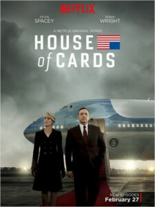 house of cards saison 3