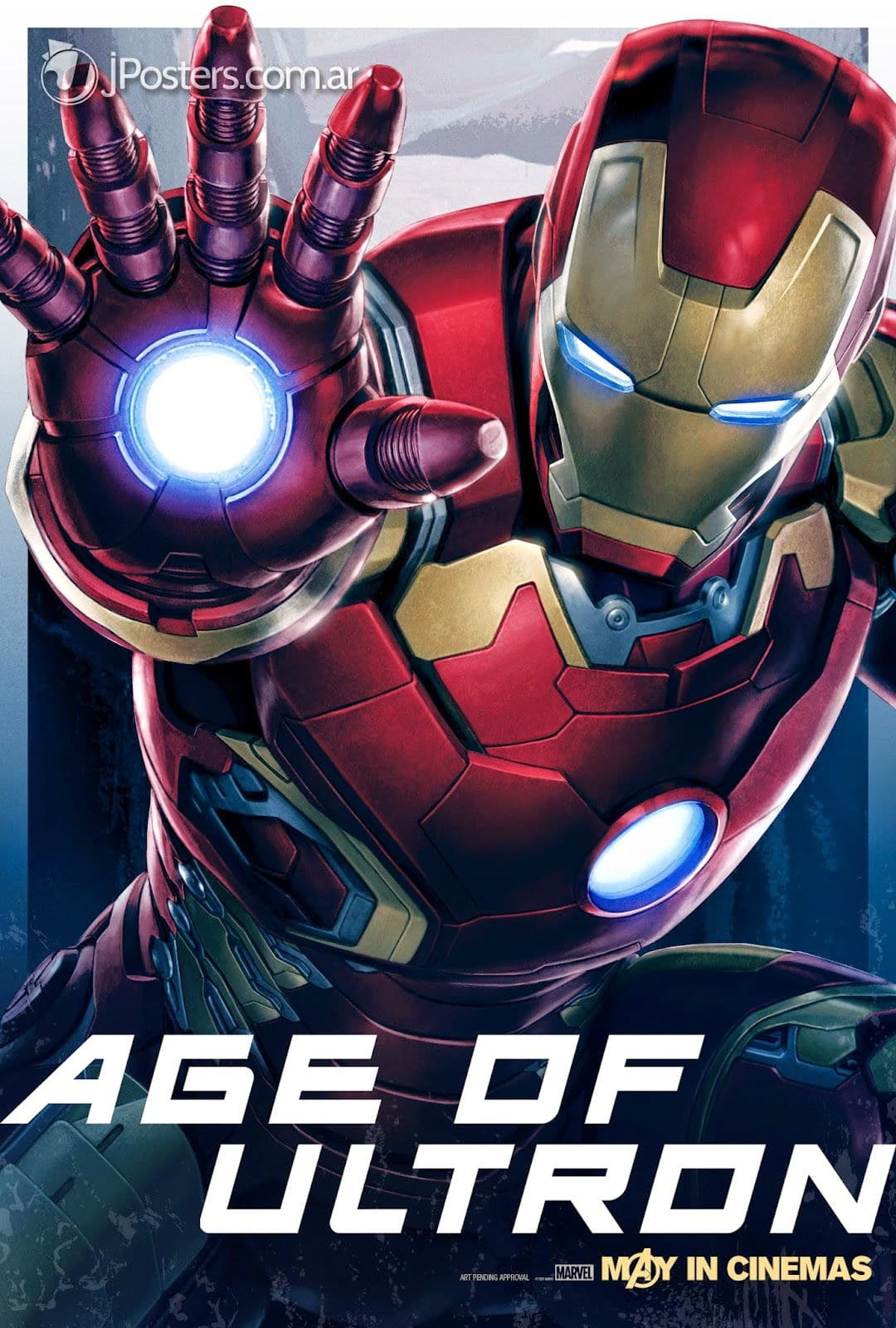 Iron Man dans Avengers Age Of Ultron