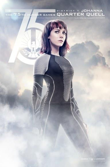 Johanna du district 7