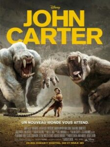 john carter of mars film