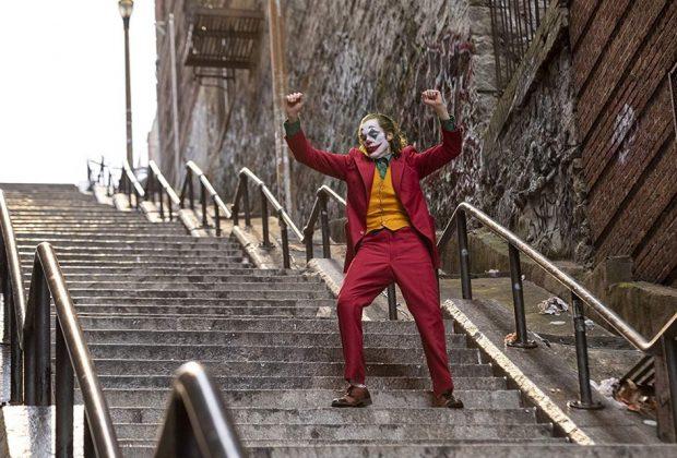 escalier du joker