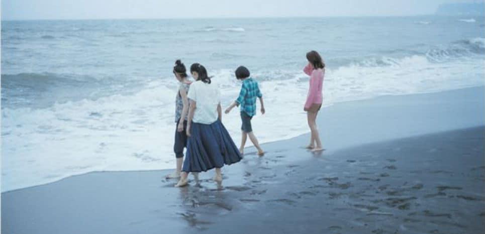 """Photo du film """"Notre petite soeur"""" d'Hirokazu Kore-Eda."""