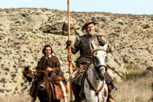 L Homme qui tua Don Quicotte