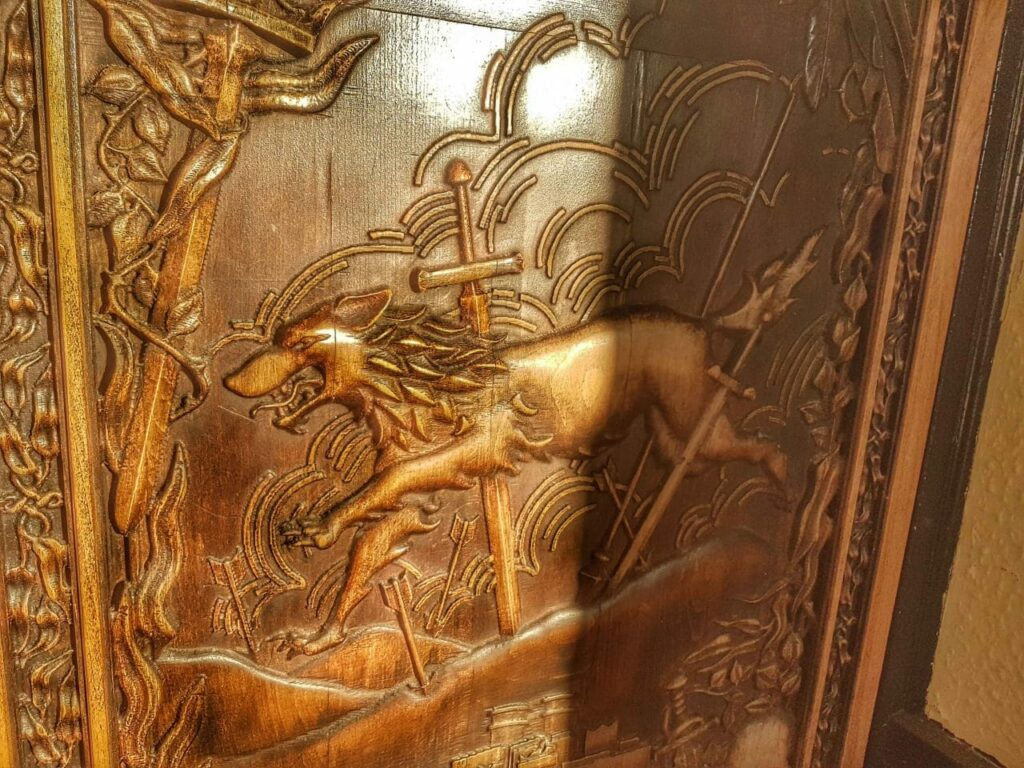 Porte de game of thrones