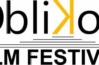 Logo du festival oblikon