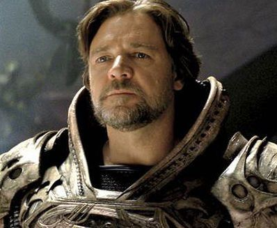 Jor El dans Man Of Steel