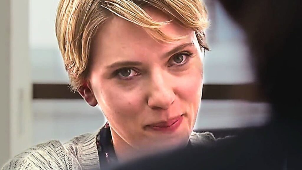 Oscar Scarlett Johansson
