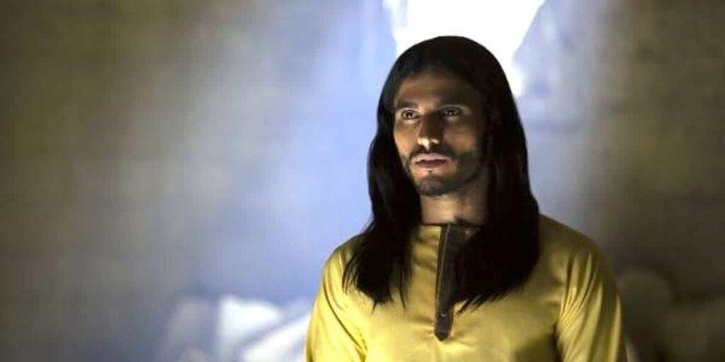 Jesus chez netflix