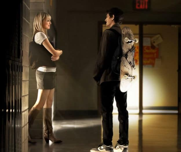 Peter et Gwen
