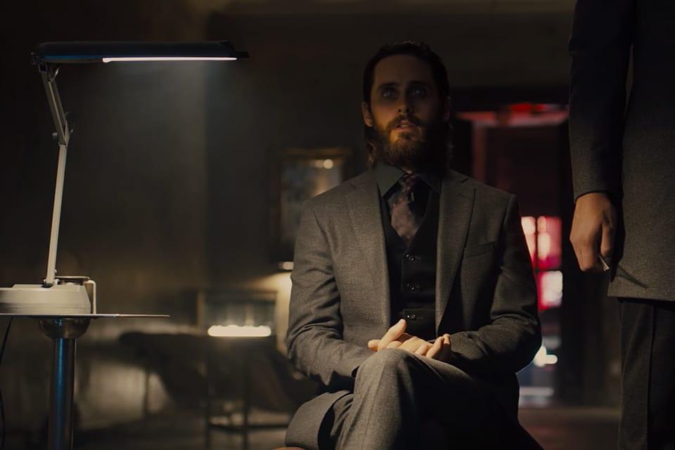 Jared Leto dans Blade Runner