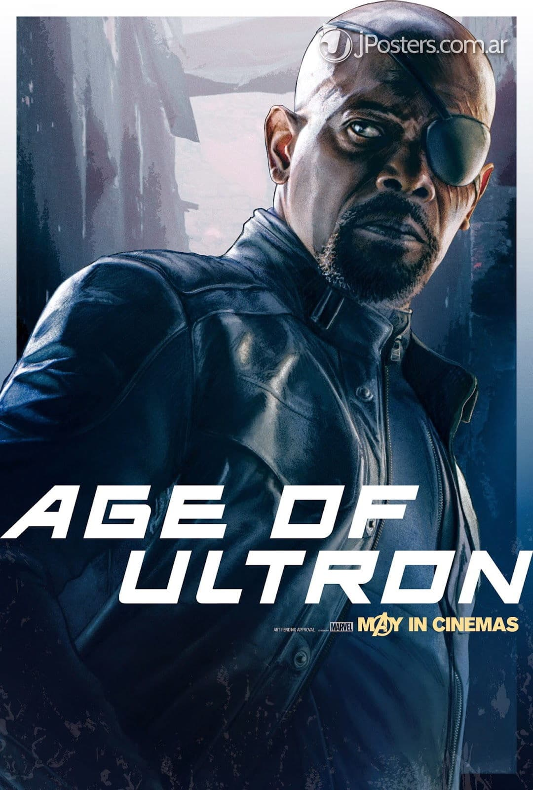 Nick Fury dans Avengers Age Of Ultron