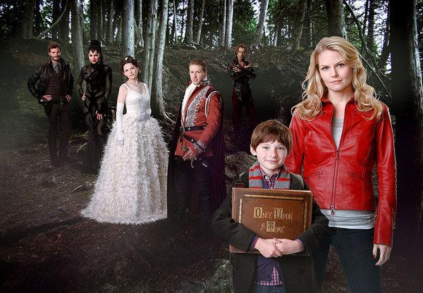 Poster de la série Once Upon a Time