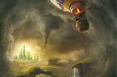 Poster Magicien d'Oz