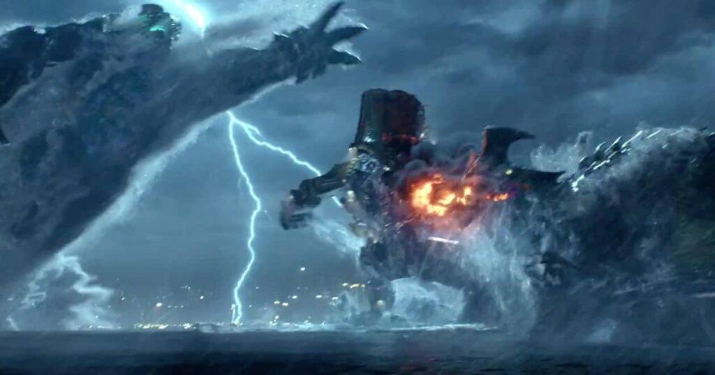 Kaiju pacific rim