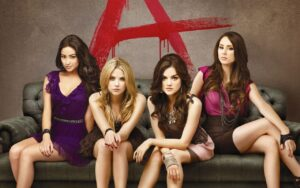 pretty little liars A