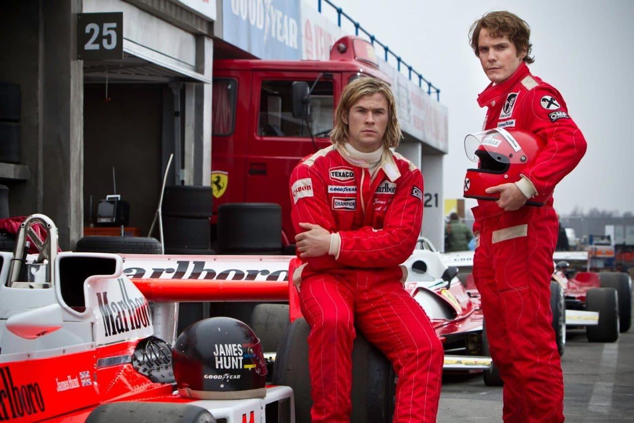 Niki Lauda et James Blunt