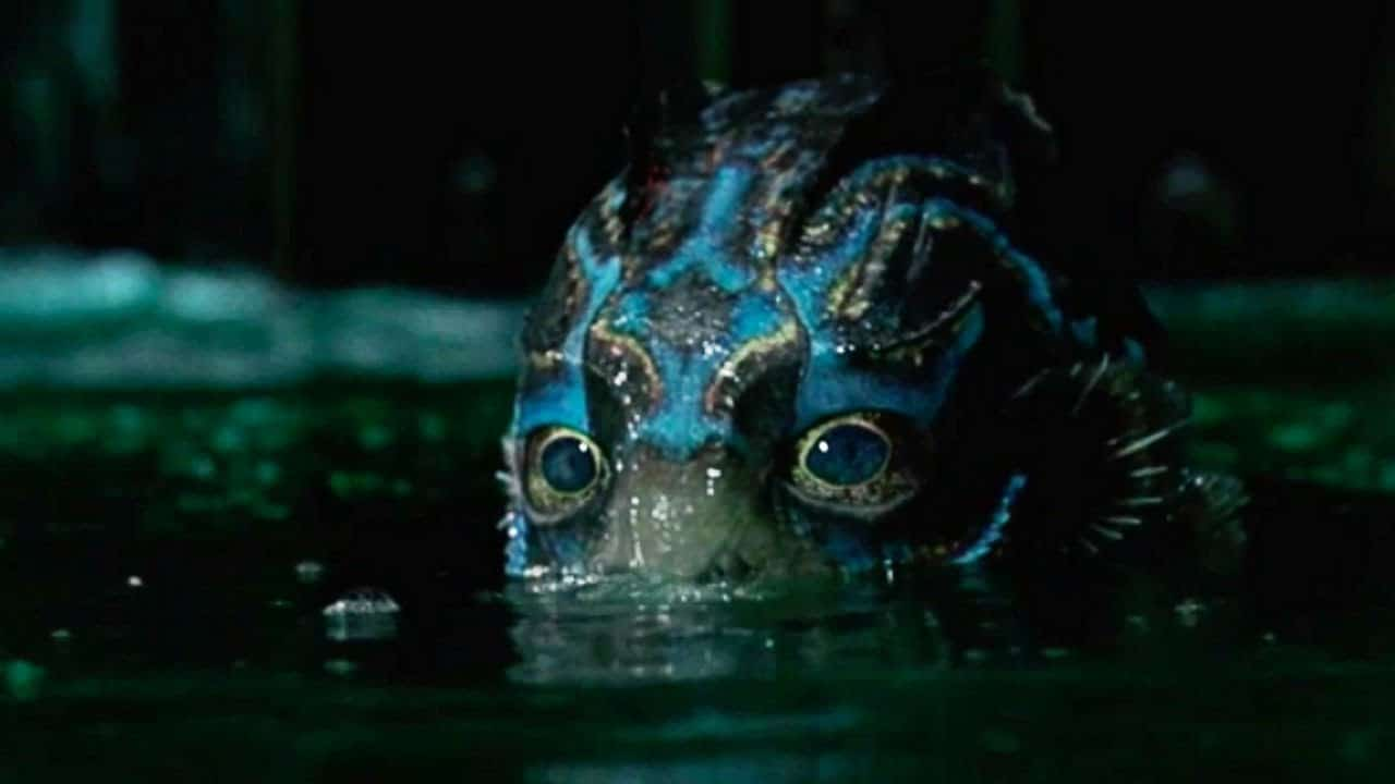 Dernières Critiques du film La Forme de l'eau The Shape of