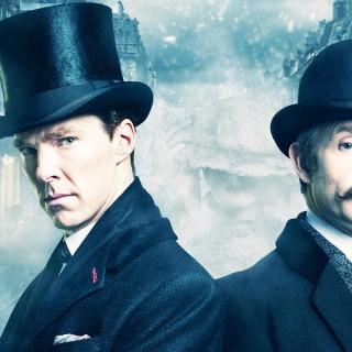 Sherlock – The Abominable Bride de Steven Moffat
