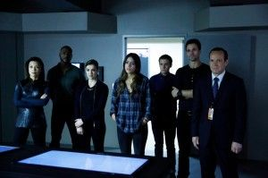 agents of shield saison 2