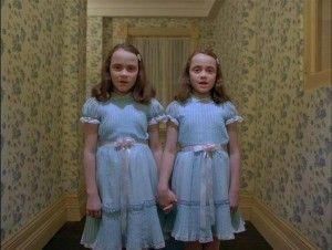 Les deux jumelles de shining