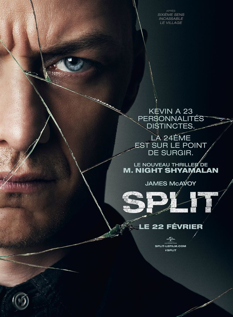 SPLIT : analyse du film et explication de la fin | Oblikon net