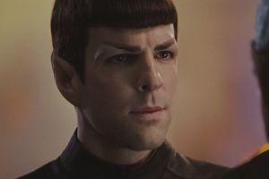 spock dans le star trek de 2013