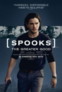 spooks the greater good affiche