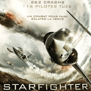 #Concours Starfighter : 5 DVD à gagner