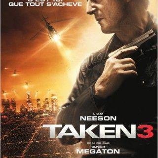 Critique de Taken 3 écrit par Luc Besson, avec Liam Neeson