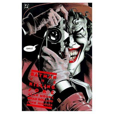 the killing joke couverture