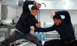 the raid 2 berandal combat