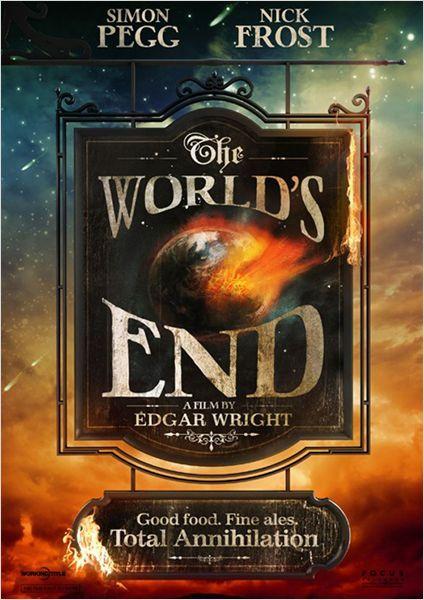 Fin du monde en film