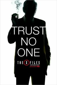 the x files saison 10 trust no one